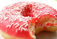 Sprinkled Donut with Trans Fat